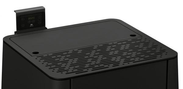 Pelletkachel Jotul PF500 zwart digitaal aanraakscherm