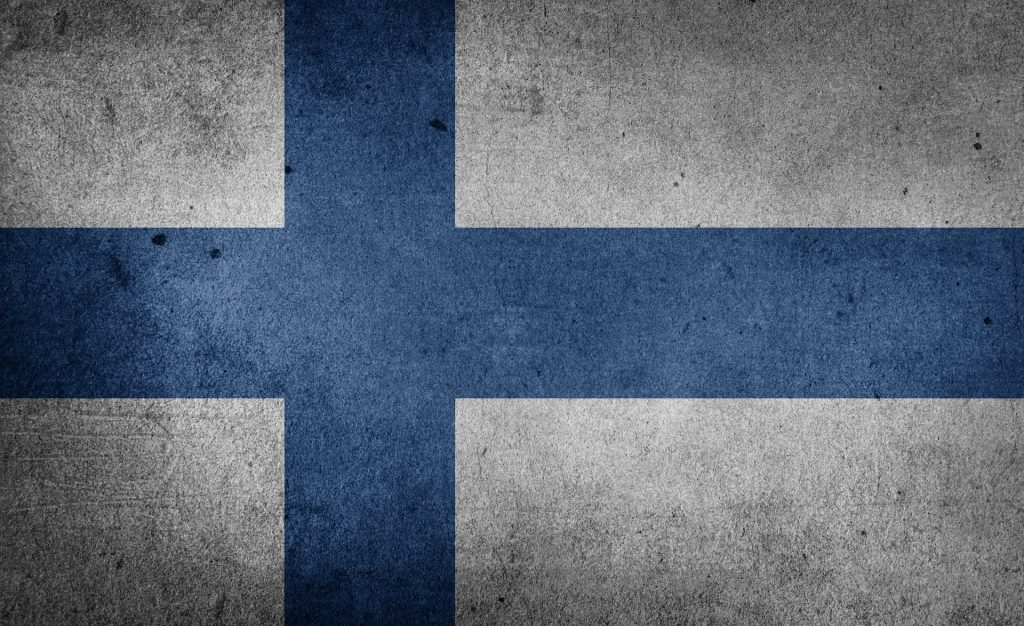 Finland vlag